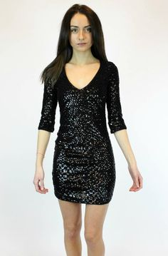 #SparkleSoiree #ShopVamped - Check our website out for $20 off this dress, for a limited time!