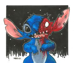 ANKLE BITER Disney of the Undead volume 2 by *leagueof1 on deviantART