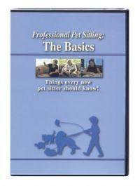 Professional Pet Sitting I - The Basics DVD by Patti Moran's. $32.75