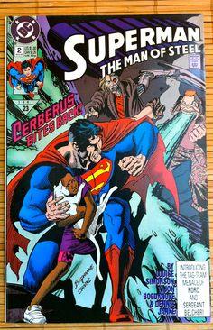 Superman Man of Steel  1991 (23)