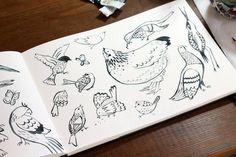 The Art of Michelle » » Sketchbook