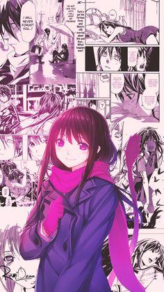Wallpaper Android Samsung - hiyori noragami - Wallpapers World Anime Wallpaper 1920x1080, Cute Anime Wallpaper, Animes Wallpapers, Wallpaper Wallpapers, Manga Anime, Manga Art, Anime Art, Noragami Hiyori, Anime Collage