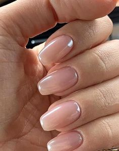 Blush Nails, Neutral Nails, Nude Nails, Dark Nails, Coffin Nails, Summer Acrylic Nails, Simple Acrylic Nails, Simple Nails, Diy Nagellack