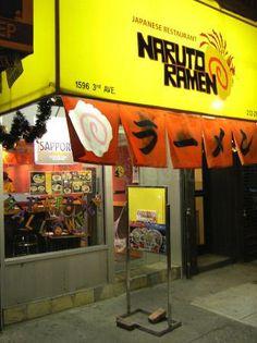 Naruto Ramen, New York City - Restaurant Reviews - TripAdvisor NY