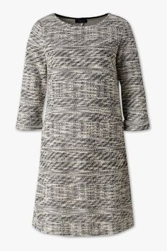 A-Linien Kleid - Glanz Effekt   C&A