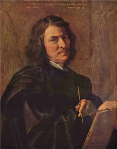 Self Portrait, 1649  Nicolas Poussin  Find the best #Art installations in New York with www.artexperience...