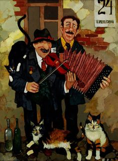 Musicians - Otar Imerlishvili