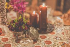 {Turkish Delight} a dinner party by Lace Events. Photo by Fahad Ayyad. www.lace-events.com #laceevents #dinnerparty #turkish #flowers #oriental #turkishtheme