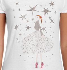 Loft - LOFT gifts shop all - Star Girl Graphic Tee