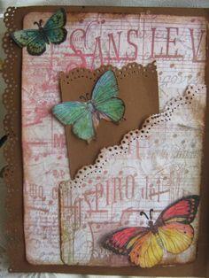 Littlefrog Ranocchia: Farfalle..