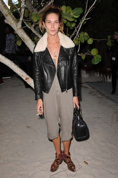 Hot or Not? Erin Wasson's Drop Crotch Romper