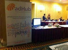 Our booth at INK + BEYOND 2012!
