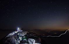 Notte in Grignetta fotografia di Alessandro Froio