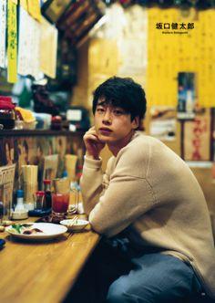 Men's Non-No Model Perfect Book Kentaro Sakaguchi Pretty Boys, Cute Boys, Kentaro Sakaguchi, Pose Reference Photo, Human Poses, Japanese Boy, Photo Instagram, Pretty People, Character Inspiration
