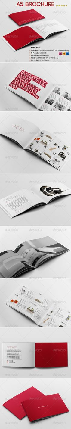 A5 Brochure - Corporate Brochures