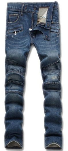 fashion brand men's jeans casual pants cozy denim skinny straight jeans washed overalls free shipping Price: US $60.99