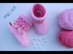 Baby Knitting, Crochet Baby, Baby Booties, Baby Shoes, Teachers Pet, Socks, Youtube, Quilts, Pets