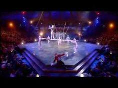 Cirque du Soleil - Para sábados assim com promessa de chuva, junto com uma pipoca...Ahhh não deixa de ser uma alternativa...