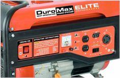 DuroMax Elite MX4500, 3500 Running Watts/4500 Starting Watts,...