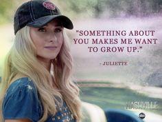 Juliette Barnes @Nashville_ABC