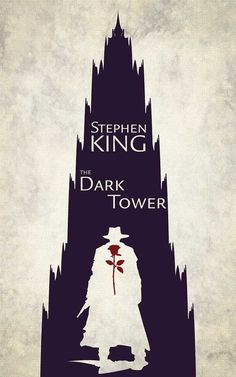 The Dark Tower Stephen King Inspired Movie Poster by FADEGrafix