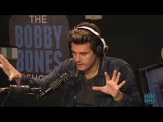 John Mayer Interview on the Bobby Bones Show - YouTube