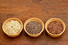 Chia, Hemp, and Flax: Are You Eating These Super Seeds?
