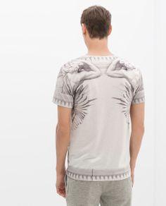 Zara - Printed T-shirt