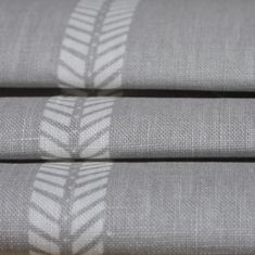 One of the best fabrics for roman blinds, Zoe Glencross Slade Stripe, grey stripe linen union. See the other 6 Sheer Blinds, Grey Blinds, Modern Blinds, Roman Blinds, Blackout Blinds, Living Room Blinds, House Blinds, Blinds For Windows, Bali Blinds