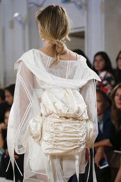 Balenciaga Spring 2016 Ready-to-Wear Fashion Show Details @voguemagazine #Vogue #Balenciaga