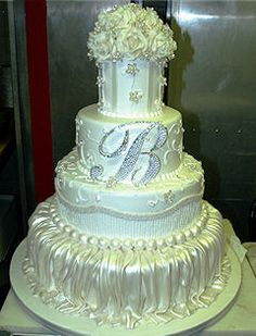 Carlo's Bake Shop will be making my cake.  Probably not this over the top.  But as long as Buddy touches it, I don't care.