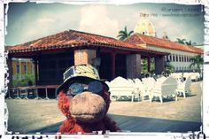 Marco Polo en el Centro Histórico de Cartagena / Ciudad Amurallada