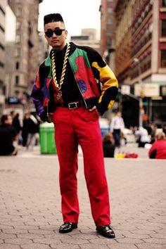 Resultado de imagem para throwback 80 fashion