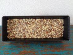 Pitjesbrood naar een recept van Amber Alberda - je kunt variëren met de ingrediënten