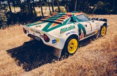 Just Because: This Lancia Stratos Is The King Of Tuscany Rally Car, What Is Like, Sport Cars, Tuscany, Classic Cars, King, In This Moment, History, Power Cars