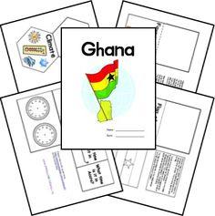 Free Ghana Unit Stud