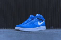 san francisco ed9d4 58c8e Nike Drops the Air Force 1 Mid in