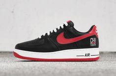 "Nike Air Force 1 Low ""Chicago"" - EU Kicks Sneaker Magazine"