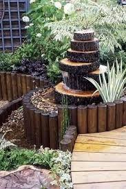 Resultado de imagem para passo a passo fonte para jardim