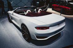 2017 Bentley EXP 12 Concept #2017MY #Bentley #Concept #Segment_S #British_brands #Geneva_2017 #Bentley_EXP_12