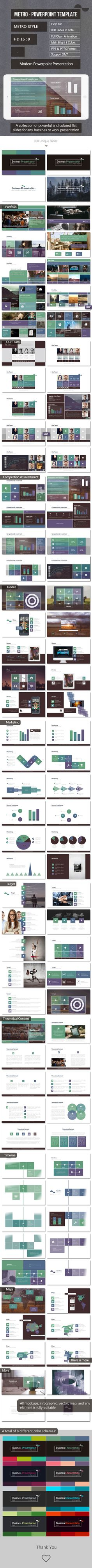 Balanced scorecard powerpoint business powerpoint templates metro powerpoint template toneelgroepblik Gallery