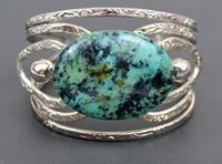 Stone Cuff DIY Bracelet