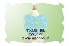 Toddler Bib In The Hoop