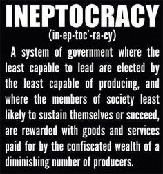 What's your definition of democracy?