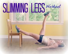 Slimming Legs Workout by Kama Fitness