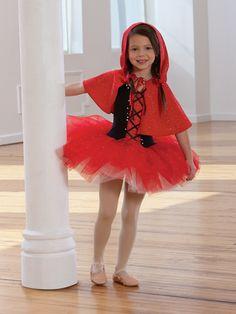 Into The Woods - Style 0436   Revolution Dancewear Children's Dance Recital Costume