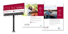 Here's a sampling of our work for Mercy Health Partners.