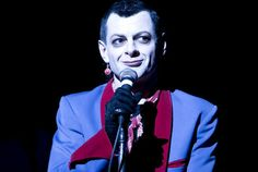 Andy Serkis as Ian Dury in the biopic 'Sex & Drugs & Rock & Roll'
