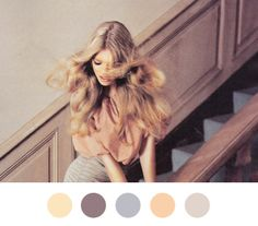 i adore this color palette!