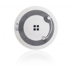 Identiv Blank NFC Tags - Type 2 (42mm dia.)